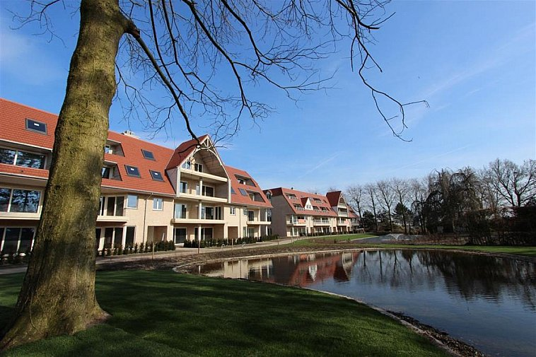 """Villa-appartementen in parkdomein """"Royal Oak"""" te Oedelem"""