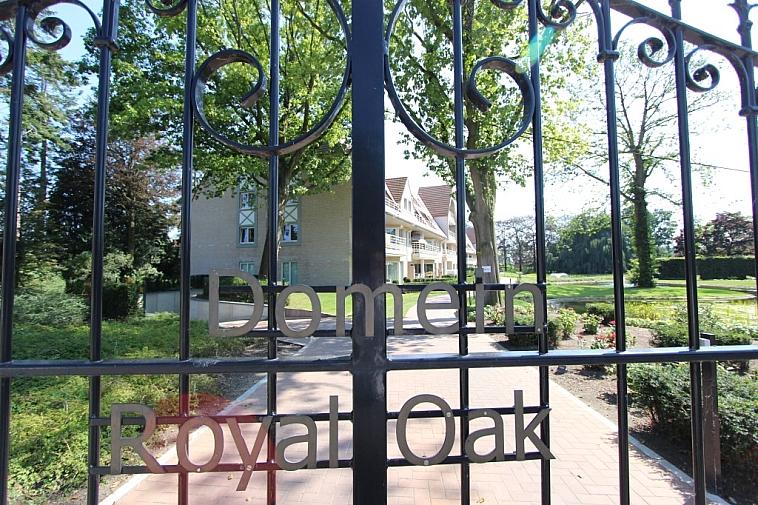 Villa-appartementen in parkdomein Royal Oak te Oedelem