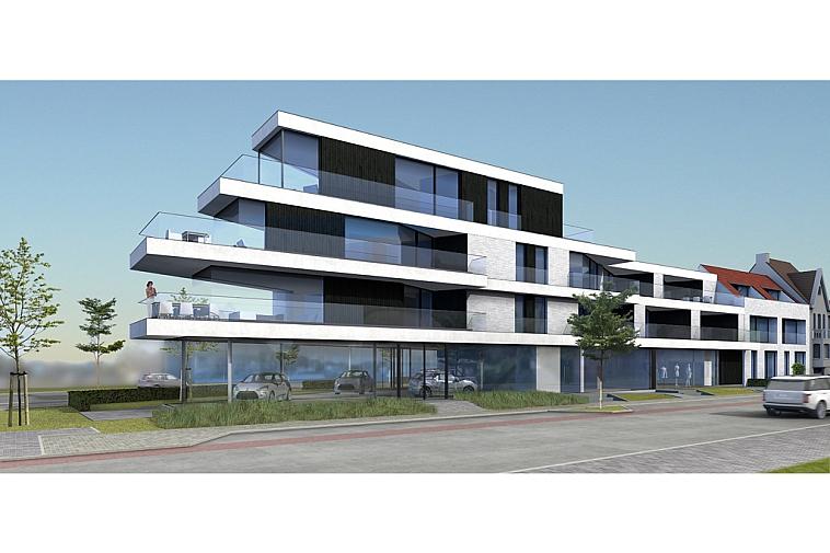 Gerard - uniek project in opvallende, moderne architectuur