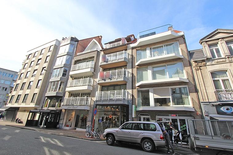 Splendide appartement, situé près de la plage à Knokke