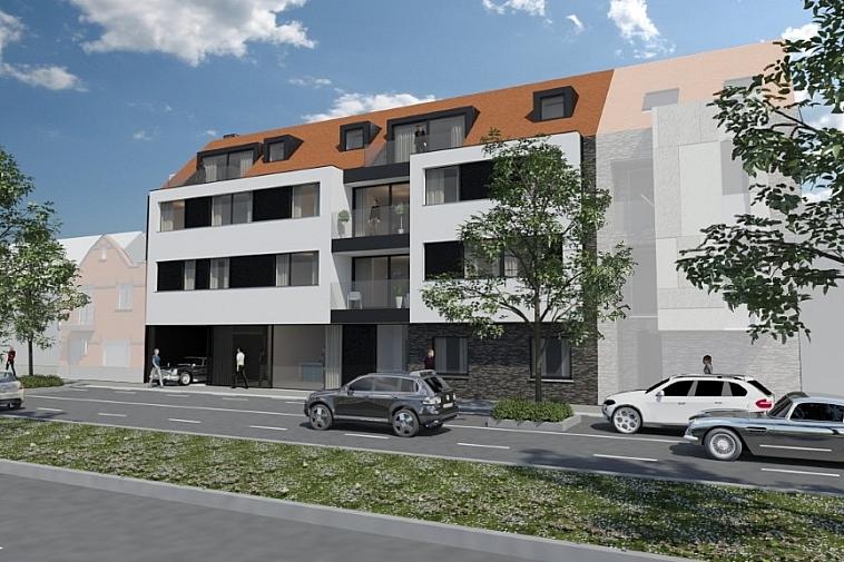 Ruim nieuwbouwappartement, nabij het centrum van Knokke