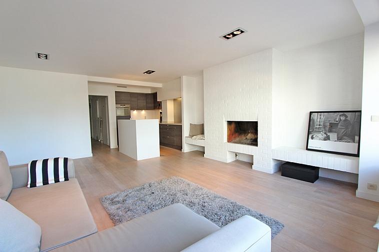 Vernieuwd appartement met open zicht nabij het strand te Knokke