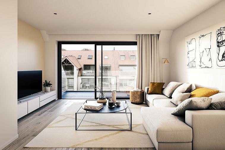 Zandweg - Nouveau projet dans une architecture moderne