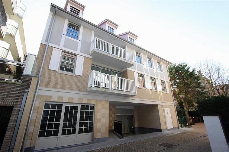 Prachtig appartement met 2 slaapkamers centrum Knokke