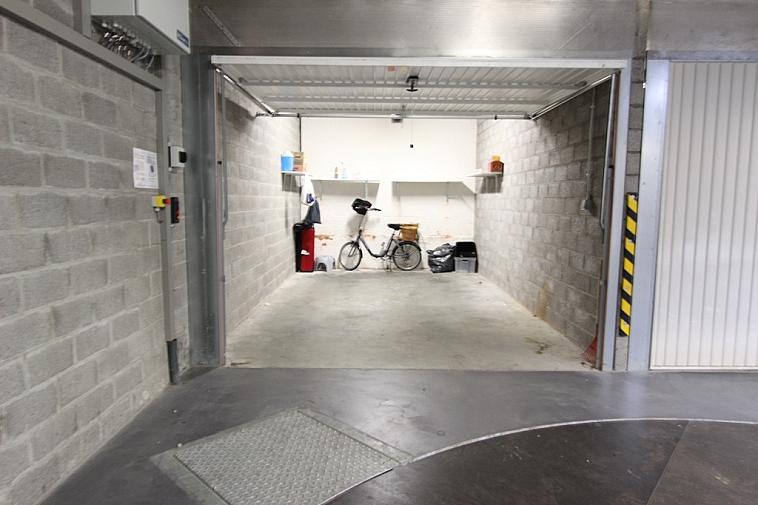 Garage facile d'accès situé au centre de Knokke