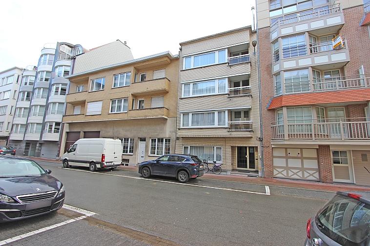 Aangenaam appartement nabij het Rubensplein te Knokke