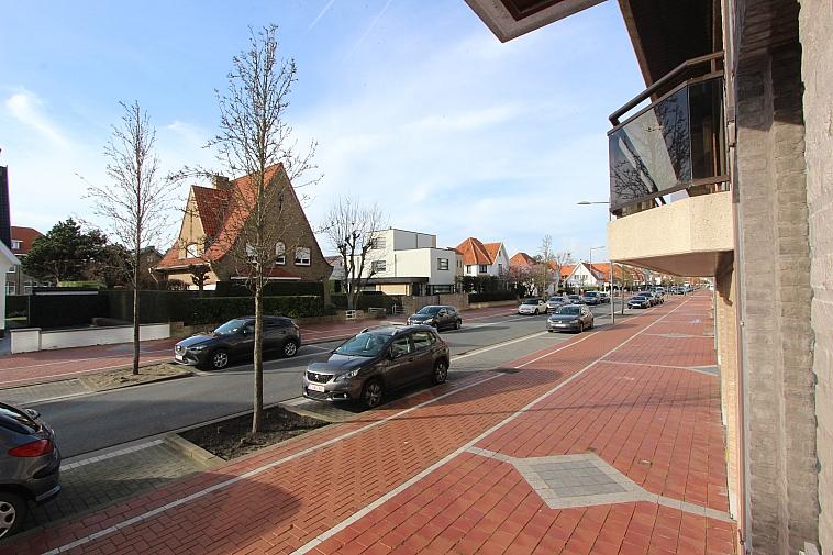 Ruim en modern appartement in hartje Knokke
