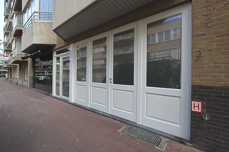 Tandem standplaats nabij het Rubensplein