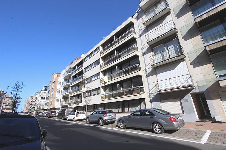 Te renoveren appartement centrum Knokke