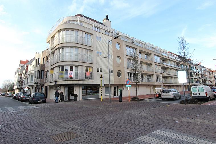 Staanplaats in centrum Knokke