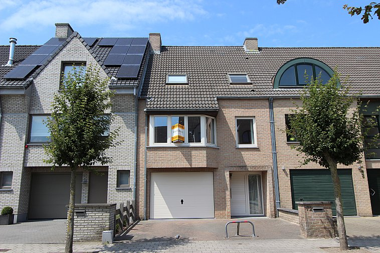 Aangename bel-étage woning centrum Knokke