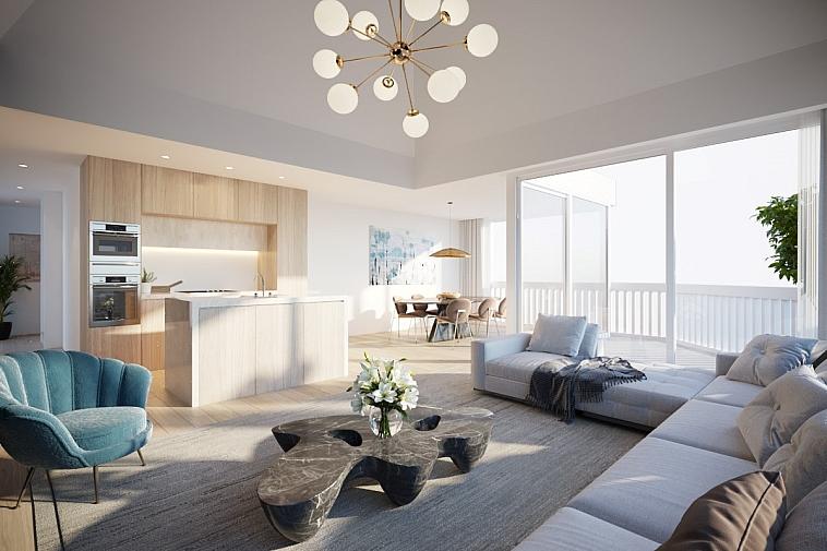 Prachtig duplex nieuwbouwappartement te Knokke-Heist