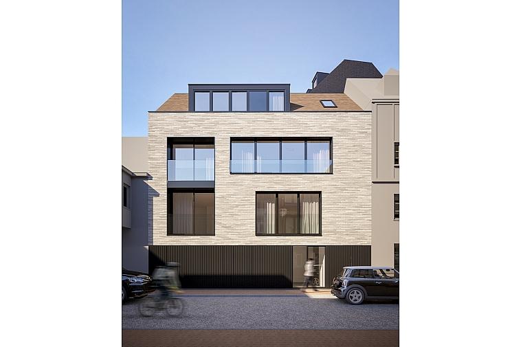 Nordic - Kleinschalig nieuwbouwproject te Knokke-Heist