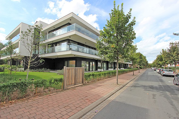 Prachtig gelijkvloers appartement nabij het Zegemeer Knokke
