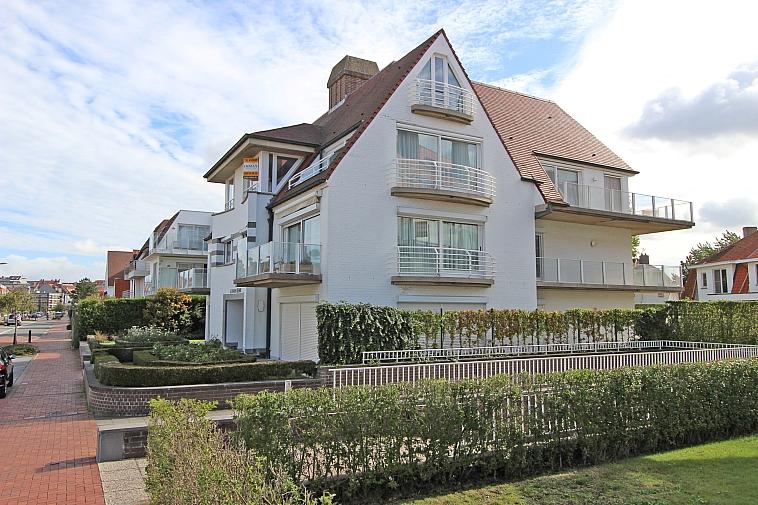 Magnifiek duplexappartement met zonnige terrassen