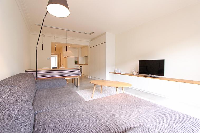 Mooi gerenoveerd appartement nabij het strand te Knokke