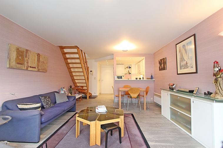 Ideaal vakantie-appartement nabij het strand te Knokke