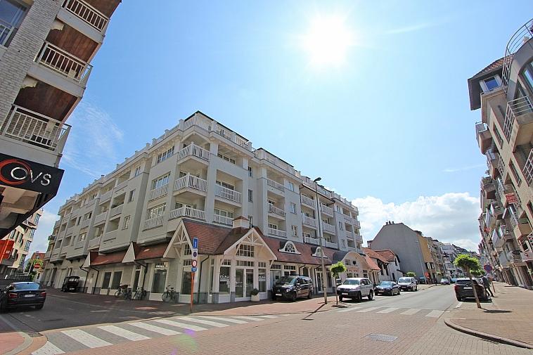 Superbe appartement à une situation centrale à Knokke