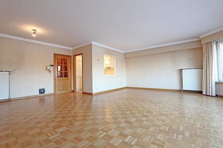 Lichtrijk en ruim appartement met mooi open zicht centrum Knokke