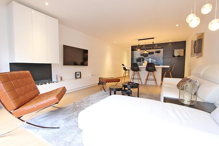 Appartement met 2 slpks, terras en exclusieve wellness