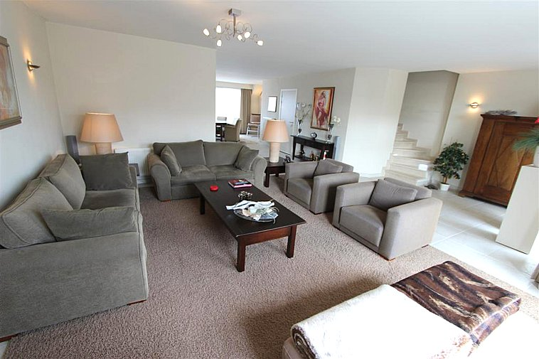 Magnifique appartement duplex au centre de Knokke