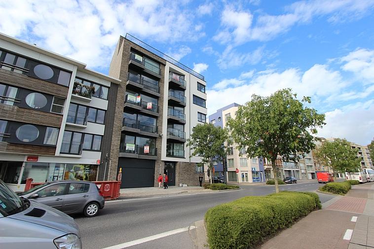 Appartement lumineux avec vues ouvertes à Zeebrugge