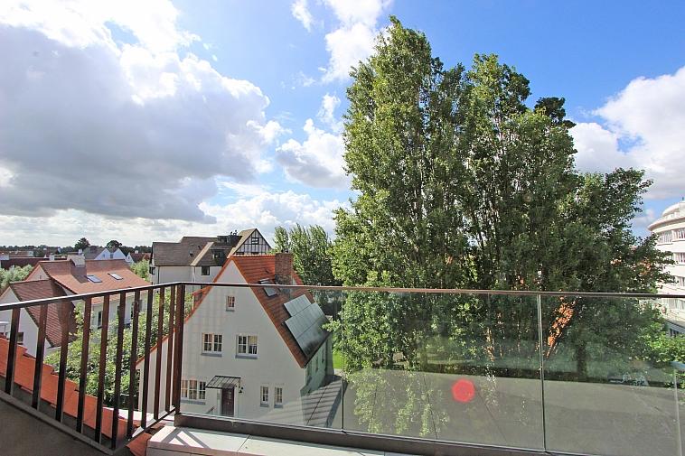 Zoute View - Luxueus project met mooi zicht over de villa's