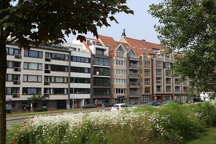 Duinenbos - Ruime appartementen, vlakbij het strand te Heist