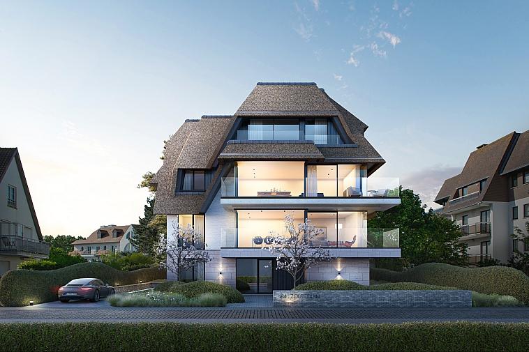 Zouteduin - Villa résidence exclusive de nouvelle construction au Zoute