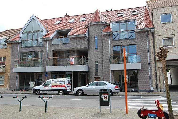 Rogia - Nieuwbouwproject aan Gemeenteplein Knokke