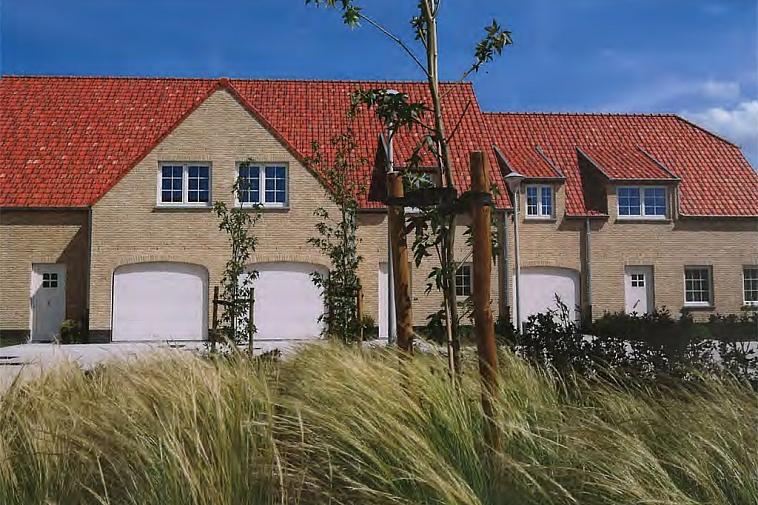 Rietveld - Nieuwe verkaveling met 8 ruime woningen